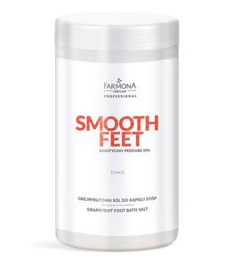 Farmona Smooth Feet Grejpfrutowa sól do kąpieli stóp 1500g