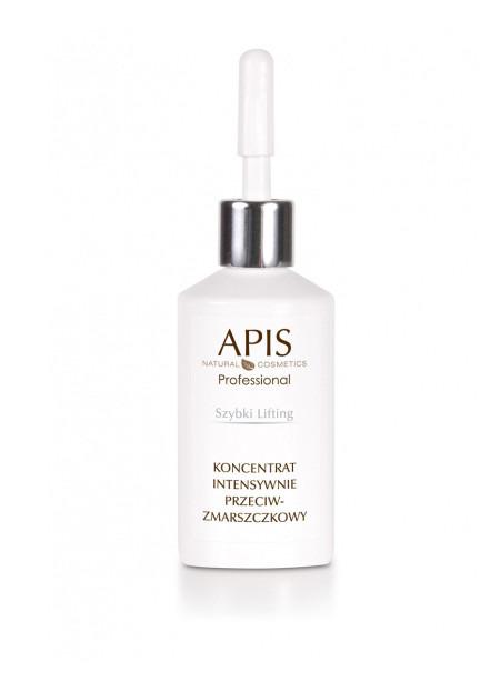 APIS Szybki Lifting koncentrat intensywnie przeciwzmarszczkowy 30 ml