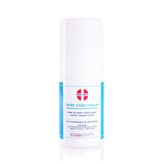 Beta-Skin Acne Care Cream - krem do skóry trądzikowej 75 ml