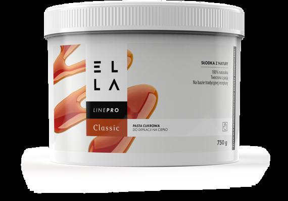 ELLA Classic Sugaring pasta cukrowa 750g