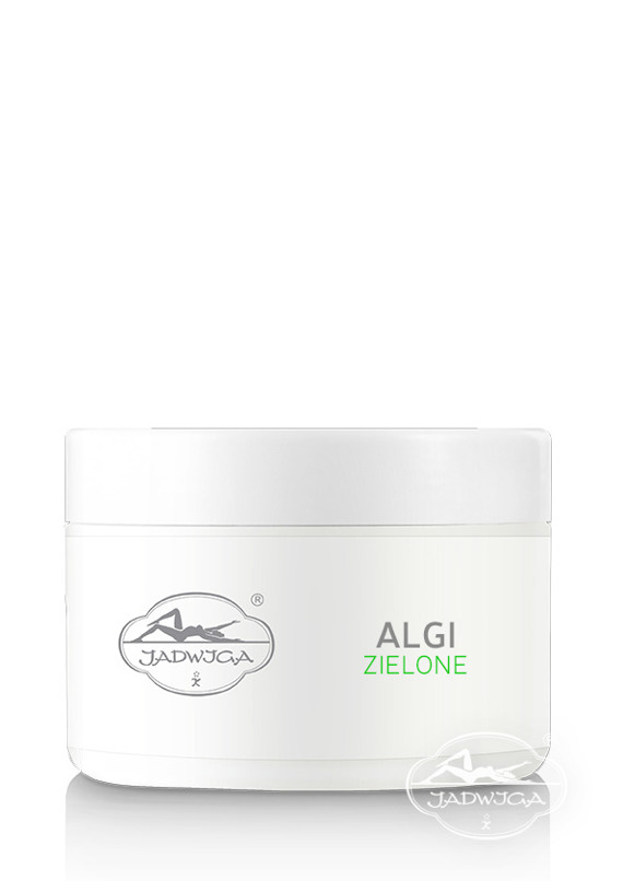 Jadwiga  Saipan Algi Zielone maska gumowa normalizująca cerę trądzikową i tłustą 250 ml