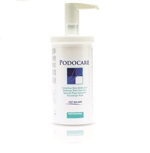 PODOCARE Fresh Balsam Nawilżająco-odżywczy balsam do stóp do skóry delikatnej i wrażliwej 450 ml